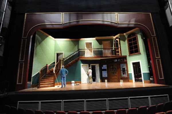 Theatre Set – Noises Off
